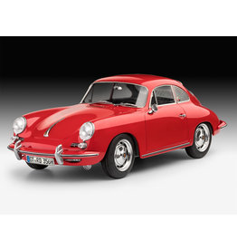 Revell of Germany 07679 - 1/16 Porsche 356 B Coupe