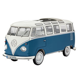 Revell of Germany 07009 - 1/16 VW T1 Samba Bus