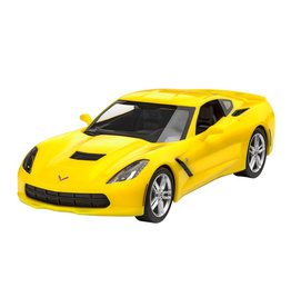 Revell of Germany 07449 - 1/25 2014 Corvette Stingray