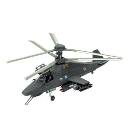Revell of Germany 03889 - 1/72 Kamov Ka-58 Stealth Helicopter