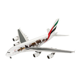 Revell of Germany 03882 - 1/144 Airbus A380-800 Emirates United for Wildlife
