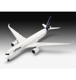 Revell of Germany 03881 - 1/144 Airbus A350-900 Lufthansa New Livery