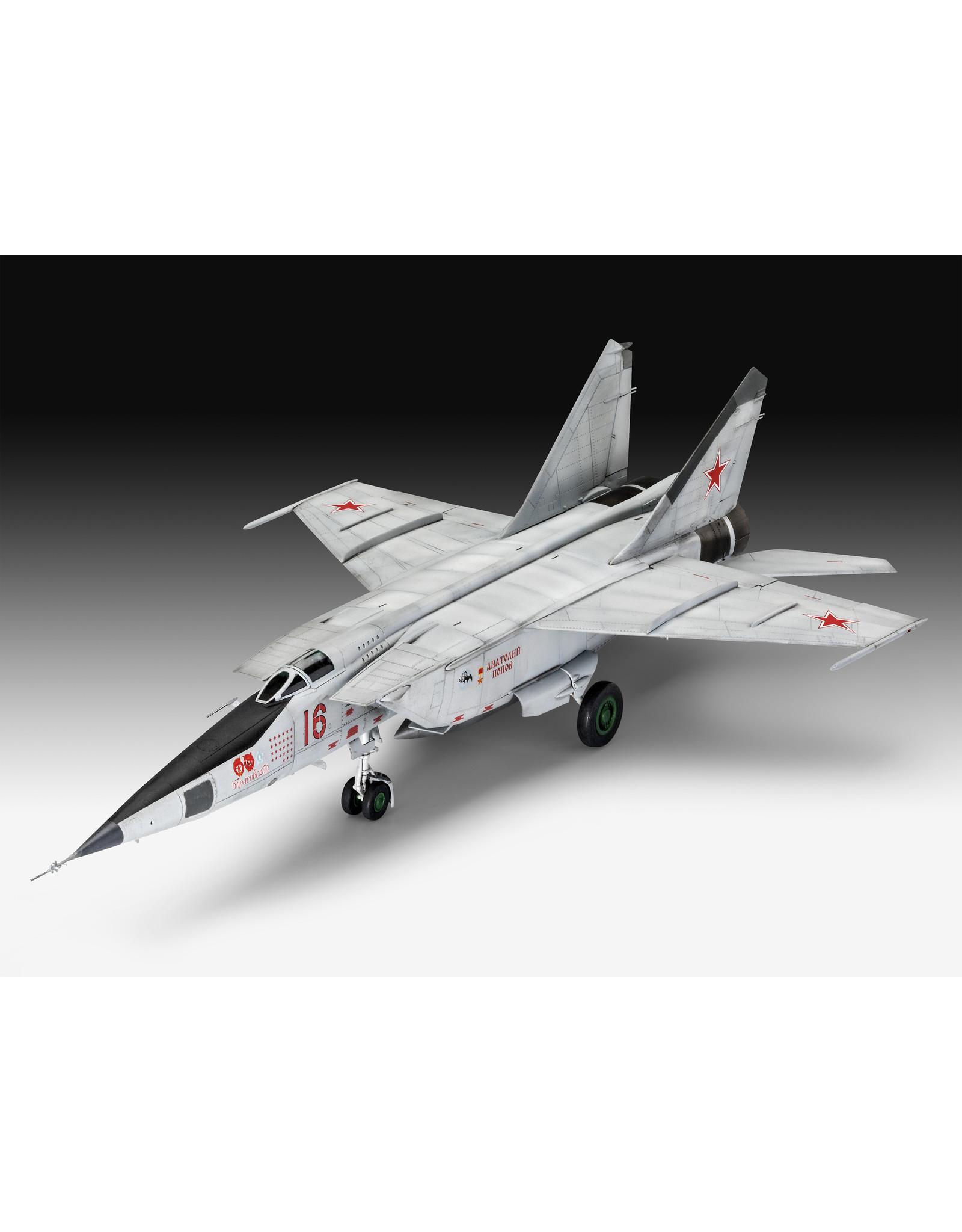 "Revell of Germany 03878 - 1/72 MiG-25 RBT ""Foxbat B"""