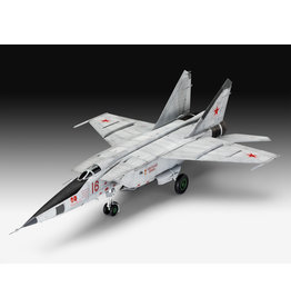 "Revell of Germany 03878 - 1/72 MiG-25 RBT ""Foxbat B"""