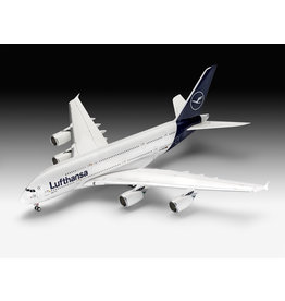 Revell of Germany 03872 - 1/144 Airbus A380-800 Lufthansa New Livery