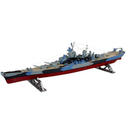 Revell of Germany 05092 - 1/535 Battleship USS Missouri