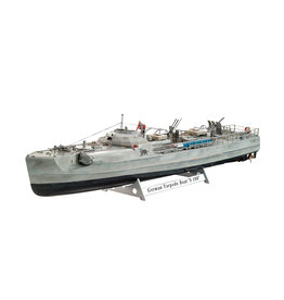 Revell of Germany 05162 - 1/72 German Fast Attack Craft S-100