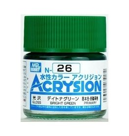 Mr. Hobby N26 - Bright Green 10ml