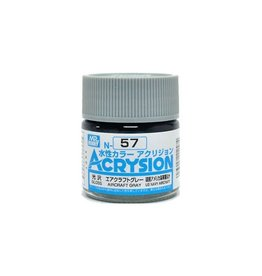 Mr. Hobby N57 - Aircraft Gray 10ml