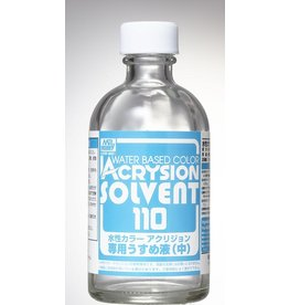 Mr. Hobby T302 - Acrysion Solvent 110