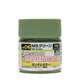Mr. Hobby UG06 - MS Green 10ml
