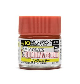 Mr. Hobby UG10 - MS Char's Pink 10ml