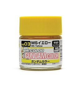 Mr. Hobby UG03 - MS Yellow 10ml