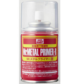Mr. Hobby B504 - Mr. Metal Primer 100ml Spray Can