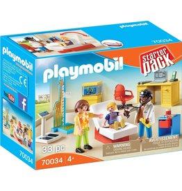 Playmobil 70034 - Starter Pack - Pediatrician's Office