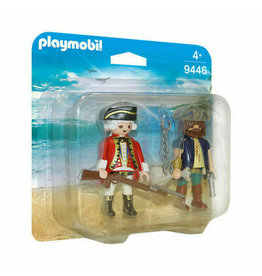 Playmobil 9446 - Duo Pack - Pirate and Solider