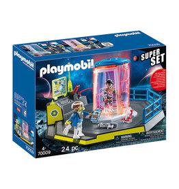 Playmobil 70009 - Super Set - Galaxy Police Rangers