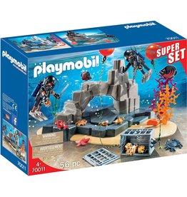 Playmobil 70011 - Super Set - Tactical Dive Unit