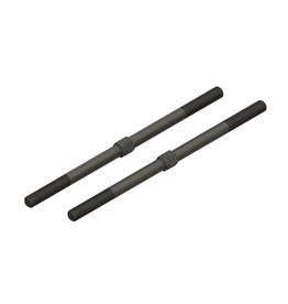 Arrma ARA340156 - Steel Turnbuckle M6 x 130mm - Black