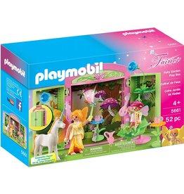 Playmobil 5661 - Play Box - Fairy Garden