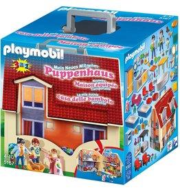 Playmobil 5167 - Take Along - Modern Doll House