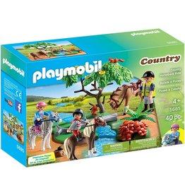 Playmobil 5685 - Country Horseback Ride