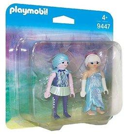 Playmobil 9447 - Duo Pack - Winter Fairies