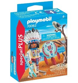 Playmobil 70062 - Native American Chief