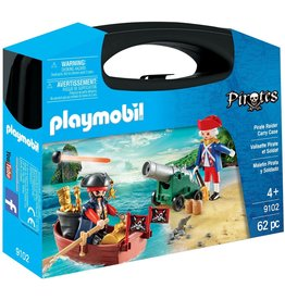 Playmobil 9102 - Carry Case - Pirate Raider