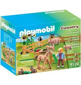 Playmobil 9316 - Farm Animals