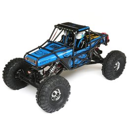 Losi 1/10 Night Crawler SE 4WD Rock Crawler Brushed RTR - Blue