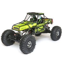 Losi 1/10 Night Crawler SE 4WD Rock Crawler Brushed RTR - Green