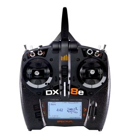 Spektrum SPMR8105 - DX8e 8-Channel DSMX Transmitter Only