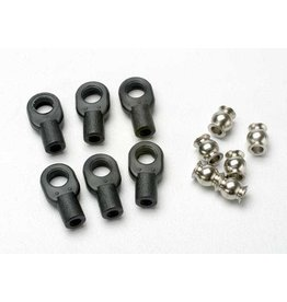 Traxxas 5349 - Small Rod Ends with Hollow Balls