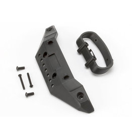 Traxxas 5635 - Front Bumper and Mount