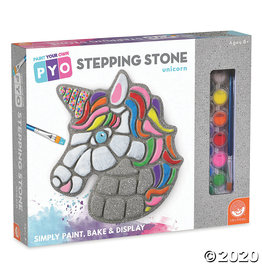 Mindware Paint Your Own: Unicorn Stepping Stone
