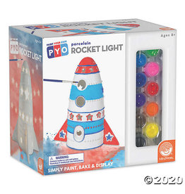 Mindware Paint Your Own: Rocket Light