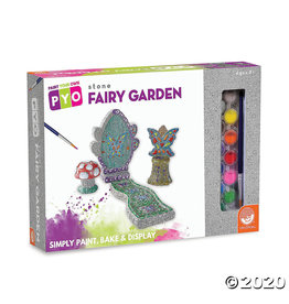 Mindware Paint Your Own: Stone Fairy Garden