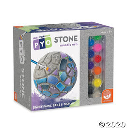 Mindware Paint Your Own: Stone Mosaic Orb