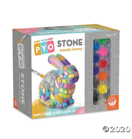 Mindware Paint Your Own: Stone Mosaic Bunny