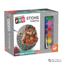 Mindware Paint Your Own: Stone Hedgehog