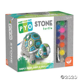 Mindware Paint Your Own: Stone Turtle