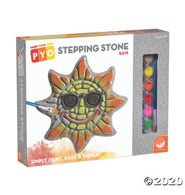 Mindware Paint Your Own: Sun Stepping Stone