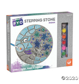 Mindware Paint Your Own: Moon Stepping Stone