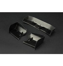 Arrma ARA480026 - Limitless Wing Set - Matte Black