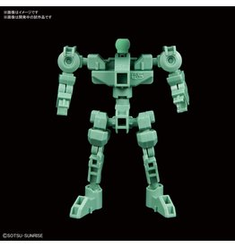 Bandai #05 Cross Silhouette Frame - Green
