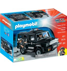 Playmobil 5674 - Tactical Unit Car