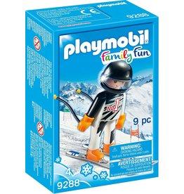 Playmobil 9288 - Skier with Poles