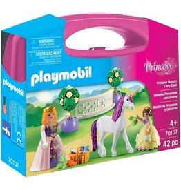 Playmobil 70107 - Carry Case - Princess Unicorn