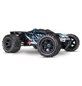 Traxxas 1/10 E-Revo VXL 2.0 RTR 4WD Electric 6S Monster Truck - Blue